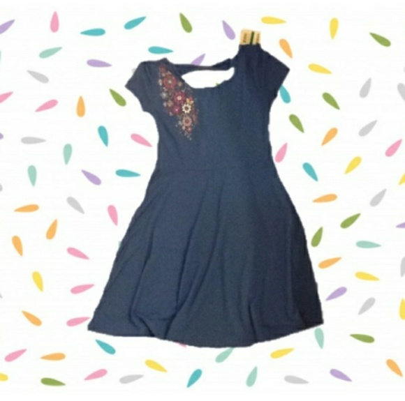 c65aea9f1b40f Epic Threads Dresses   Girls Blue Swing Dress   Poshmark